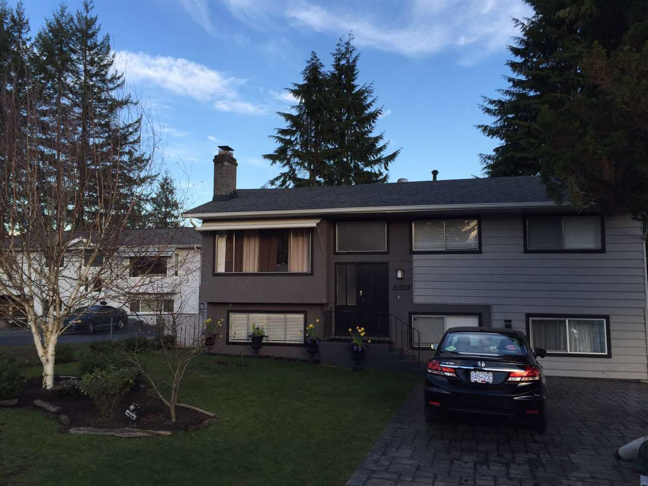 Main Photo: 3522 FLINT Street in Port Coquitlam: Glenwood PQ House for sale : MLS® # R2033048