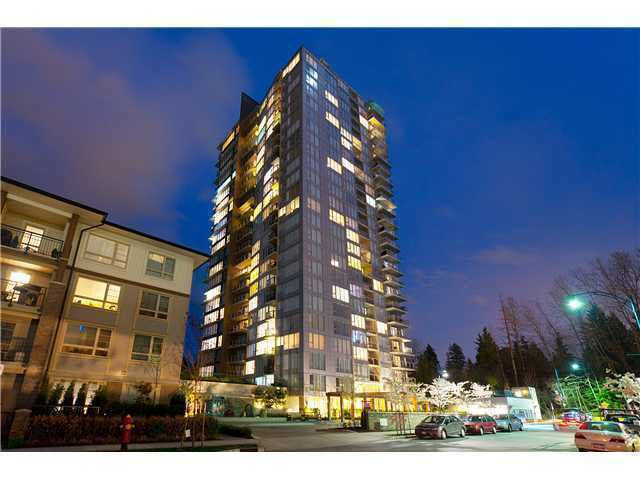 "Main Photo: 2305 660 NOOTKA Way in Port Moody: Port Moody Centre Condo for sale in ""NAHANIE"" : MLS(r) # R2045762"