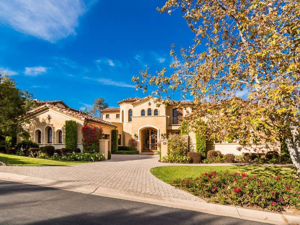 Main Photo: RANCHO SANTA FE House for sale : 5 bedrooms : 7732 Top O The Morning Way in San Diego
