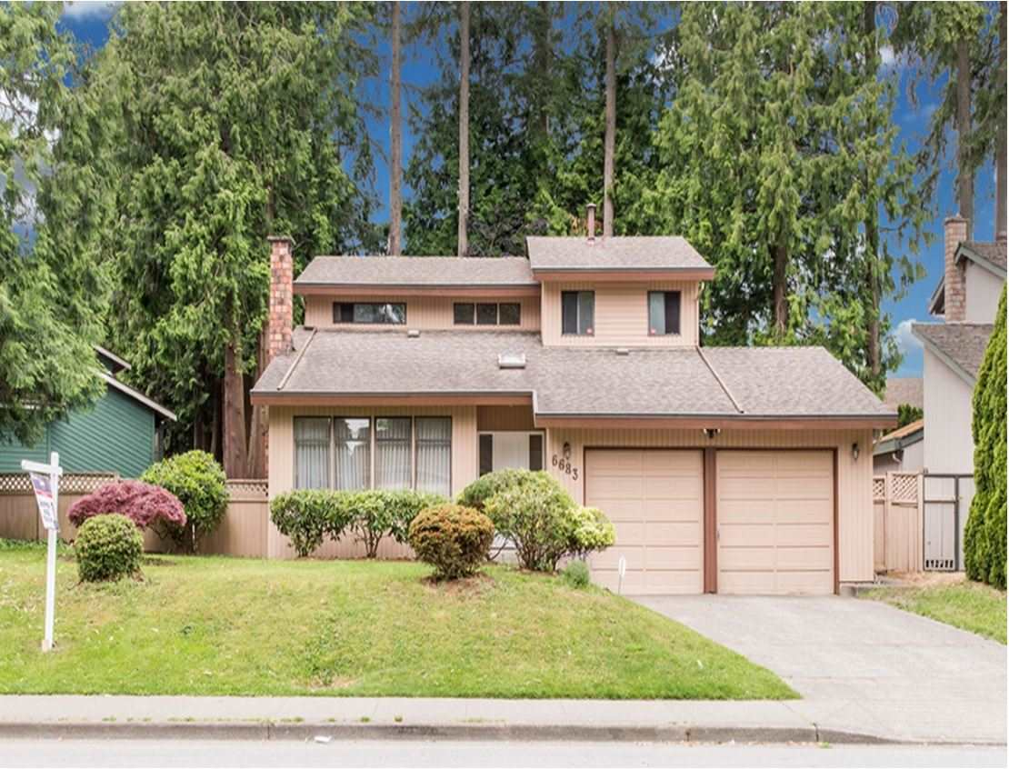 Main Photo: 6683 NICHOLSON Road in Delta: Sunshine Hills Woods House for sale (N. Delta)  : MLS®# R2079530