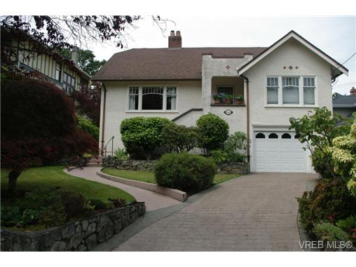 Main Photo: 1616 Hampshire Road in VICTORIA: OB North Oak Bay Single Family Detached for sale (Oak Bay)  : MLS®# 366931