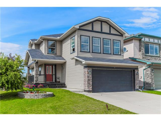 Main Photo: 52 CHAPALINA Manor SE in Calgary: Chaparral House for sale : MLS® # C4071989