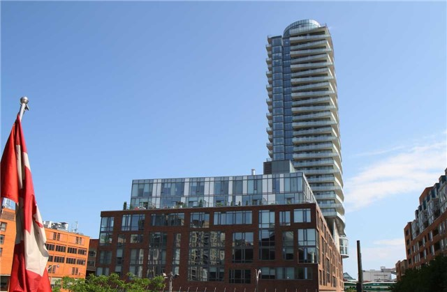 Main Photo: 2707 1 Market Street in Toronto: Waterfront Communities C8 Condo for lease (Toronto C08)  : MLS® # C3668114
