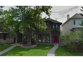 Main Photo: 136 35 Street NW in Calgary: Parkdale House for sale : MLS® # C4095022