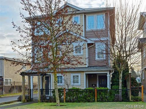 Main Photo: 103 2685 Deville Road in VICTORIA: La Langford Proper Townhouse for sale (Langford)  : MLS® # 373692