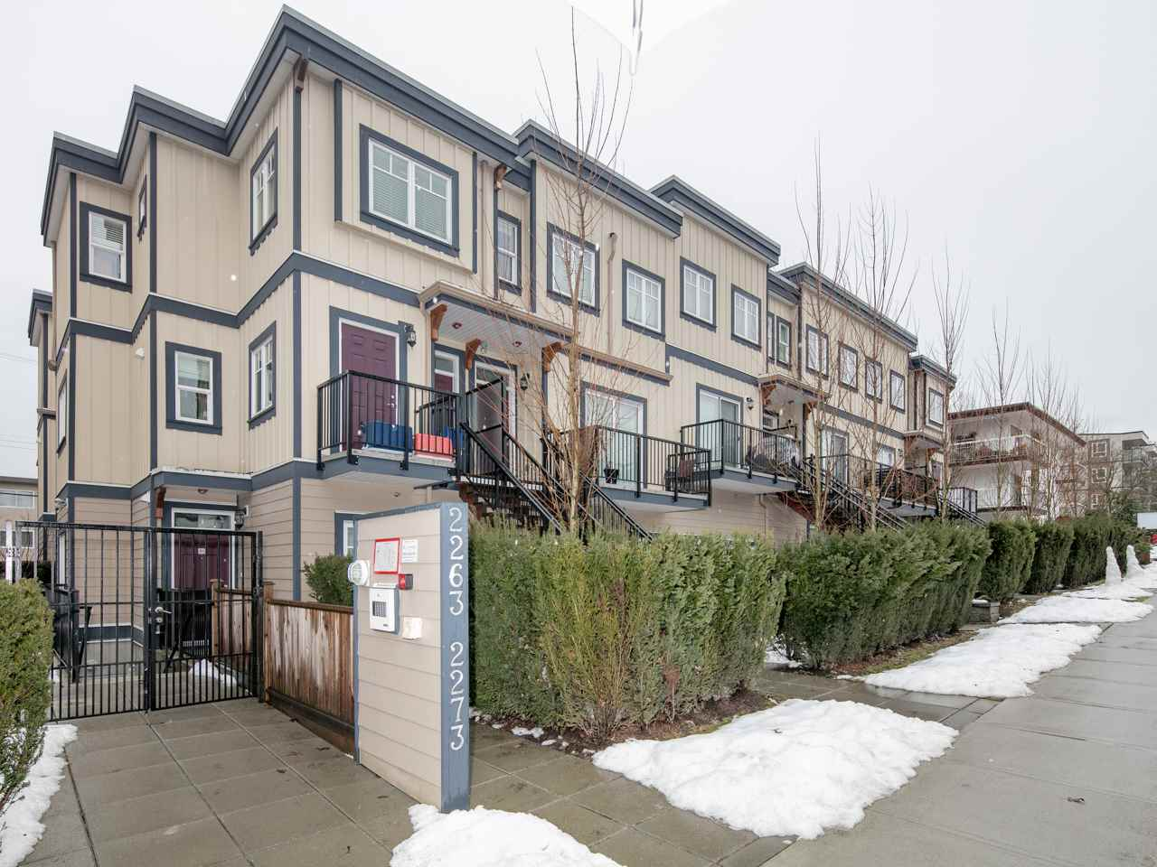 "Photo 16: 110 2273 TRIUMPH Street in Vancouver: Hastings Townhouse for sale in ""Triumph"" (Vancouver East)  : MLS(r) # R2138371"
