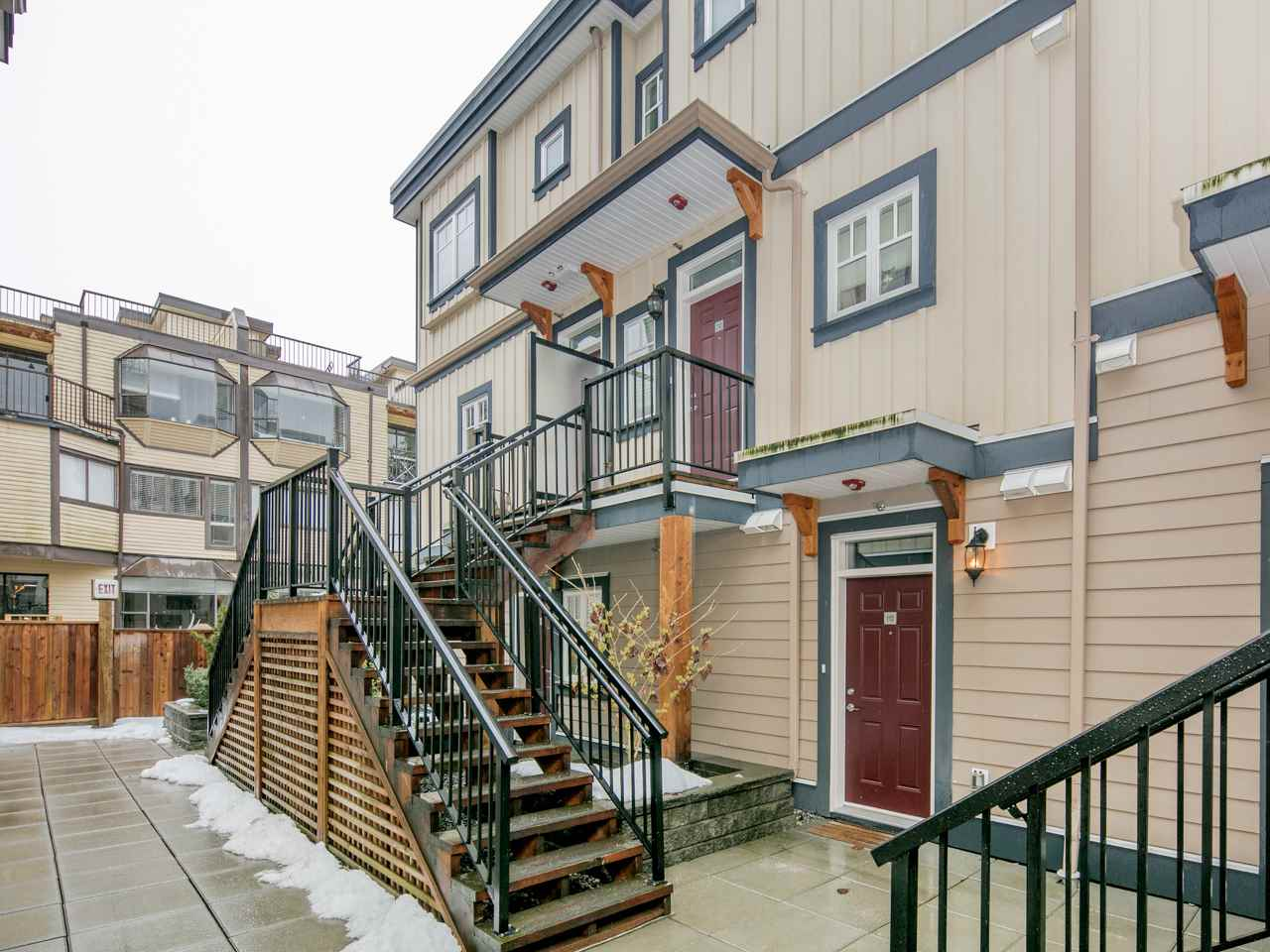 "Photo 17: 110 2273 TRIUMPH Street in Vancouver: Hastings Townhouse for sale in ""Triumph"" (Vancouver East)  : MLS(r) # R2138371"