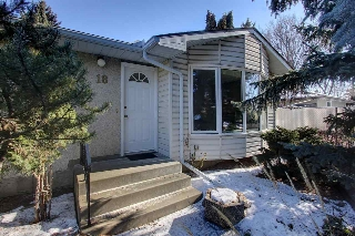 Main Photo: 18 Salisbury Avenue: St. Albert House for sale : MLS(r) # E4055673