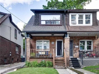 Main Photo: 95 Hiltz Avenue in Toronto: South Riverdale House (2-Storey) for sale (Toronto E01)  : MLS(r) # E3850845