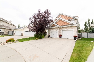 Main Photo: 452 SPARLING Court in Edmonton: Zone 53 House for sale : MLS® # E4072854