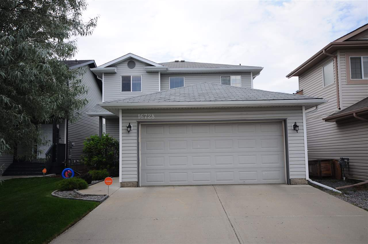 Main Photo: 16728 113 Street in Edmonton: Zone 27 House for sale : MLS® # E4078542