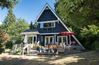Main Photo: 1177 ADAMS Road: Bowen Island House for sale : MLS®# R2199753