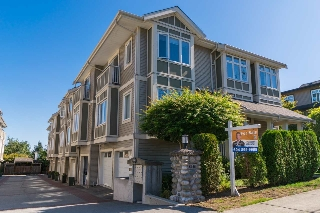 "Main Photo: 3 6498 ELGIN Avenue in Burnaby: Forest Glen BS Townhouse for sale in ""Deer Lake Heights"" (Burnaby South)  : MLS® # R2206789"