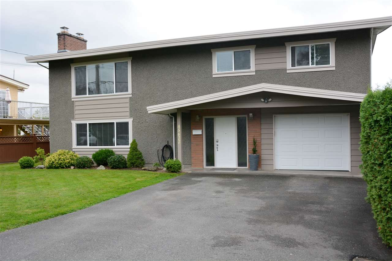 Main Photo: 45622 NELMES Street in Chilliwack: Chilliwack N Yale-Well House for sale : MLS® # R2209709
