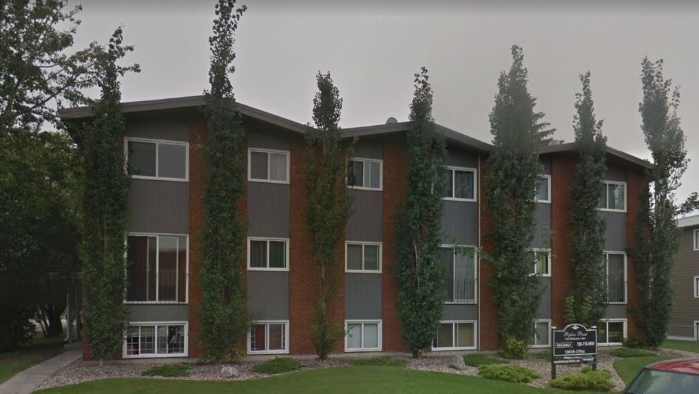 Main Photo: 102 10040 154 Street in Edmonton: Zone 22 Condo for sale : MLS® # E4084782