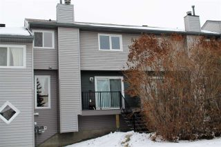 Main Photo: 5458 38A Avenue in Edmonton: Zone 29 Townhouse for sale : MLS® # E4090469