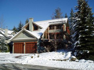 "Main Photo: 6276 PALMER Drive in Whistler: Whistler Cay Heights House for sale in ""WHISTLER CAY HEIGHTS"" : MLS® # R2229351"