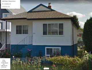 Main Photo: 978 E 13TH Avenue in Vancouver: Mount Pleasant VE House for sale (Vancouver East)  : MLS® # R2233158