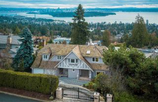 Main Photo: 2342 WESTHILL Drive in West Vancouver: Westhill House for sale : MLS®# R2261662