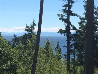Main Photo: LOT 71 ALLEN Crescent in Pender Harbour: Pender Harbour Egmont Home for sale (Sunshine Coast)  : MLS®# R2298614