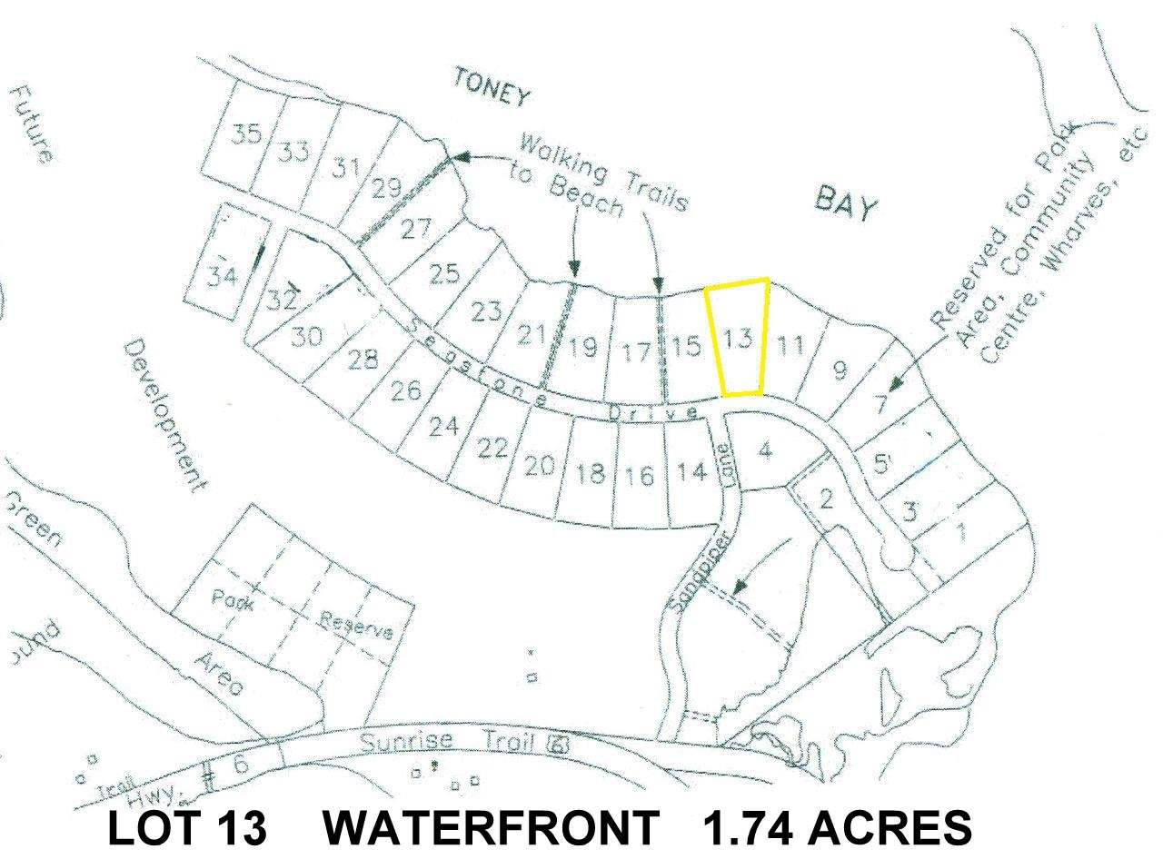 FEATURED LISTING: Lot 13 Sandpiper Lane Port Howe