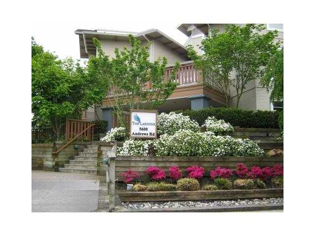 "Main Photo: 224 5600 ANDREWS Road in Richmond: Steveston South Condo for sale in ""THE LAGOONS"" : MLS(r) # V882107"