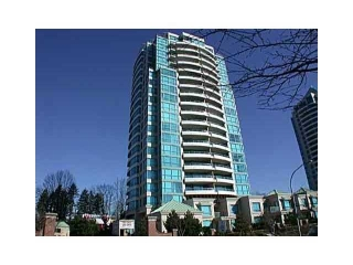 "Main Photo: 605 6611 SOUTHOAKS Crescent in Burnaby: Highgate Condo for sale in ""GEMINI I"" (Burnaby South)  : MLS® # V903756"