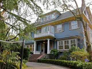 Main Photo: 1626 LAURIER Avenue in Vancouver: Shaughnessy House for sale (Vancouver West)  : MLS® # V995020