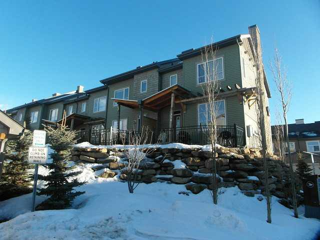 Main Photo: 112 CHAPALINA Square SE in CALGARY: Chaparral Townhouse for sale (Calgary)  : MLS® # C3596628