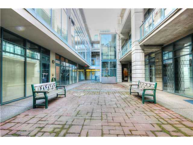 Photo 3: 221 1628 W 1ST Avenue in VANCOUVER: False Creek Commercial for sale (Vancouver West)  : MLS® # V4039086
