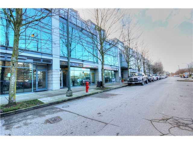 Main Photo: 221 1628 W 1ST Avenue in VANCOUVER: False Creek Commercial for sale (Vancouver West)  : MLS® # V4039086