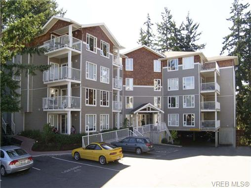 Main Photo: 206 893 Hockley Avenue in VICTORIA: La Langford Proper Condo Apartment for sale (Langford)  : MLS® # 350152