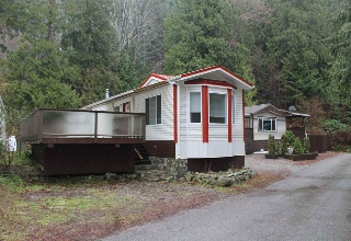 Main Photo: 4 12793 MADEIRA PARK Road in Madeira Park: Pender Harbour Egmont Manufactured Home for sale (Sunshine Coast)  : MLS® # R2022682