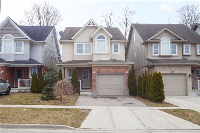 Main Photo: 67 Renner Drive in Cambridge: House (2 1/2 Storey) for sale : MLS® # X3445020