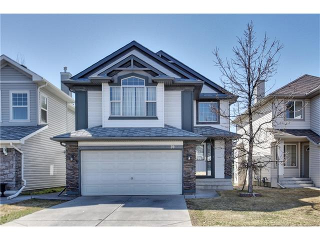 Main Photo: 70 CRANFIELD Crescent SE in Calgary: Cranston House for sale : MLS®# C4059866
