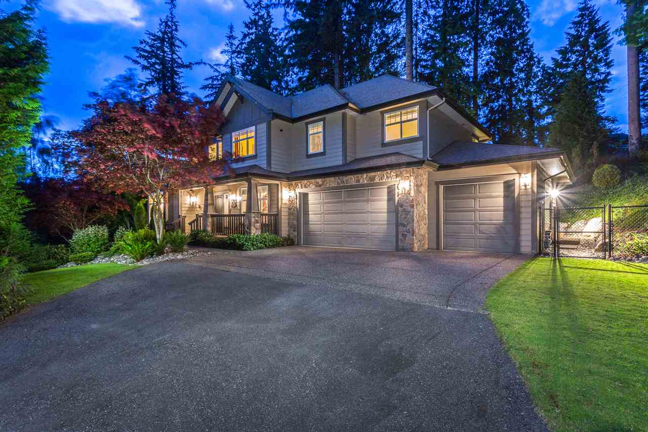Main Photo: 142 DOGWOOD Drive: Anmore House for sale (Port Moody)  : MLS® # R2072887