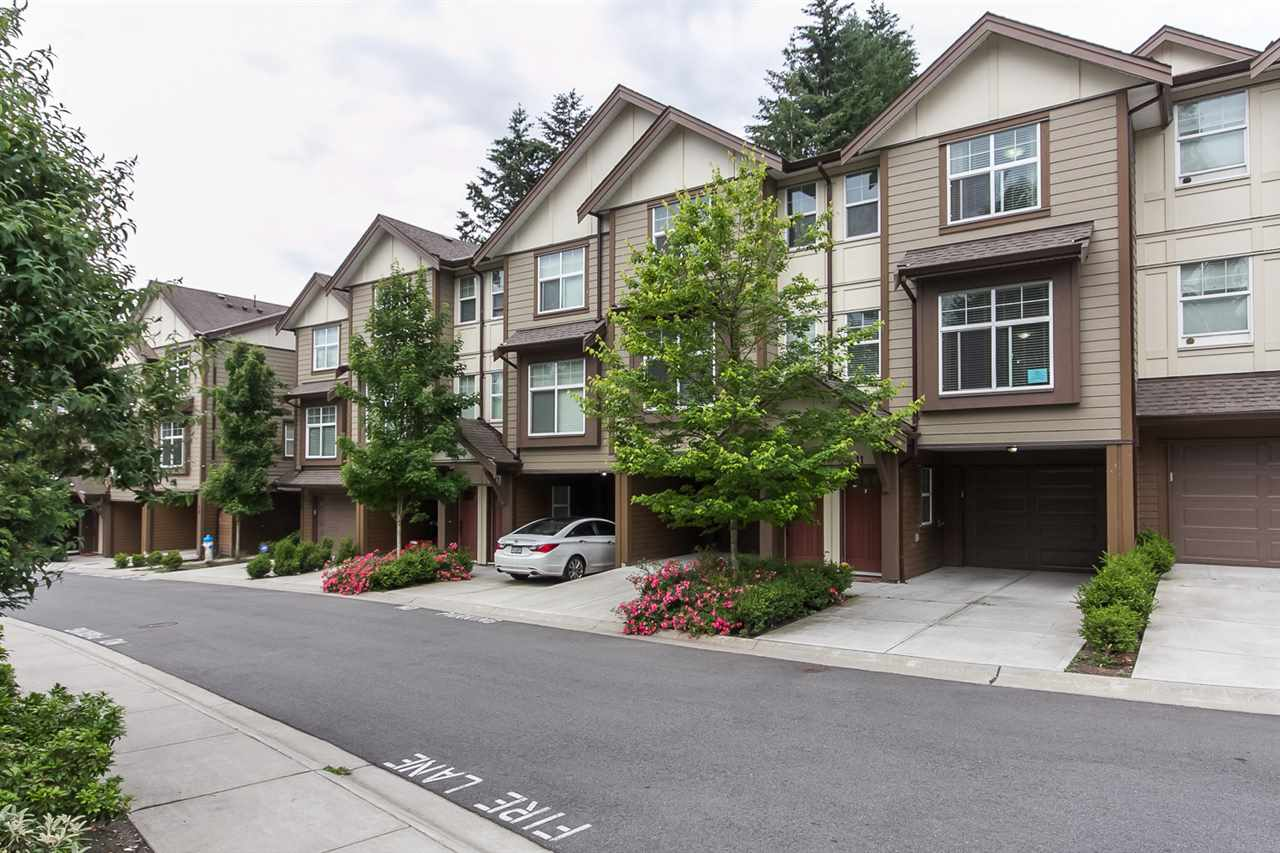 "Main Photo: 11 33860 MARSHALL Road in Abbotsford: Central Abbotsford Townhouse for sale in ""MARSHALL MEWS"" : MLS®# R2075997"