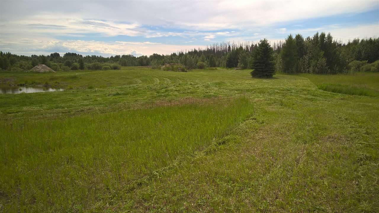 Main Photo: 2-51223 Rge Rd 270: Rural Parkland County Rural Land/Vacant Lot for sale : MLS(r) # E4032341
