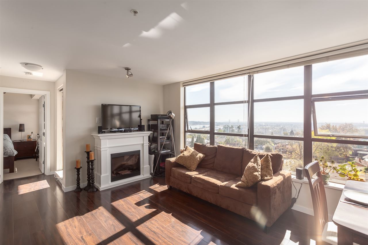 "Photo 6: 605 306 SIXTH Street in New Westminster: Uptown NW Condo for sale in ""AMADEO"" : MLS® # R2107731"