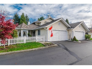 "Main Photo: 72 21138 88 Avenue in Langley: Walnut Grove Townhouse for sale in ""Spencer Green"" : MLS(r) # R2122624"