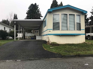 "Main Photo: 64 7790 KING GEORGE Boulevard in Surrey: East Newton Manufactured Home for sale in ""CRISPEN BAY"" : MLS(r) # R2140174"