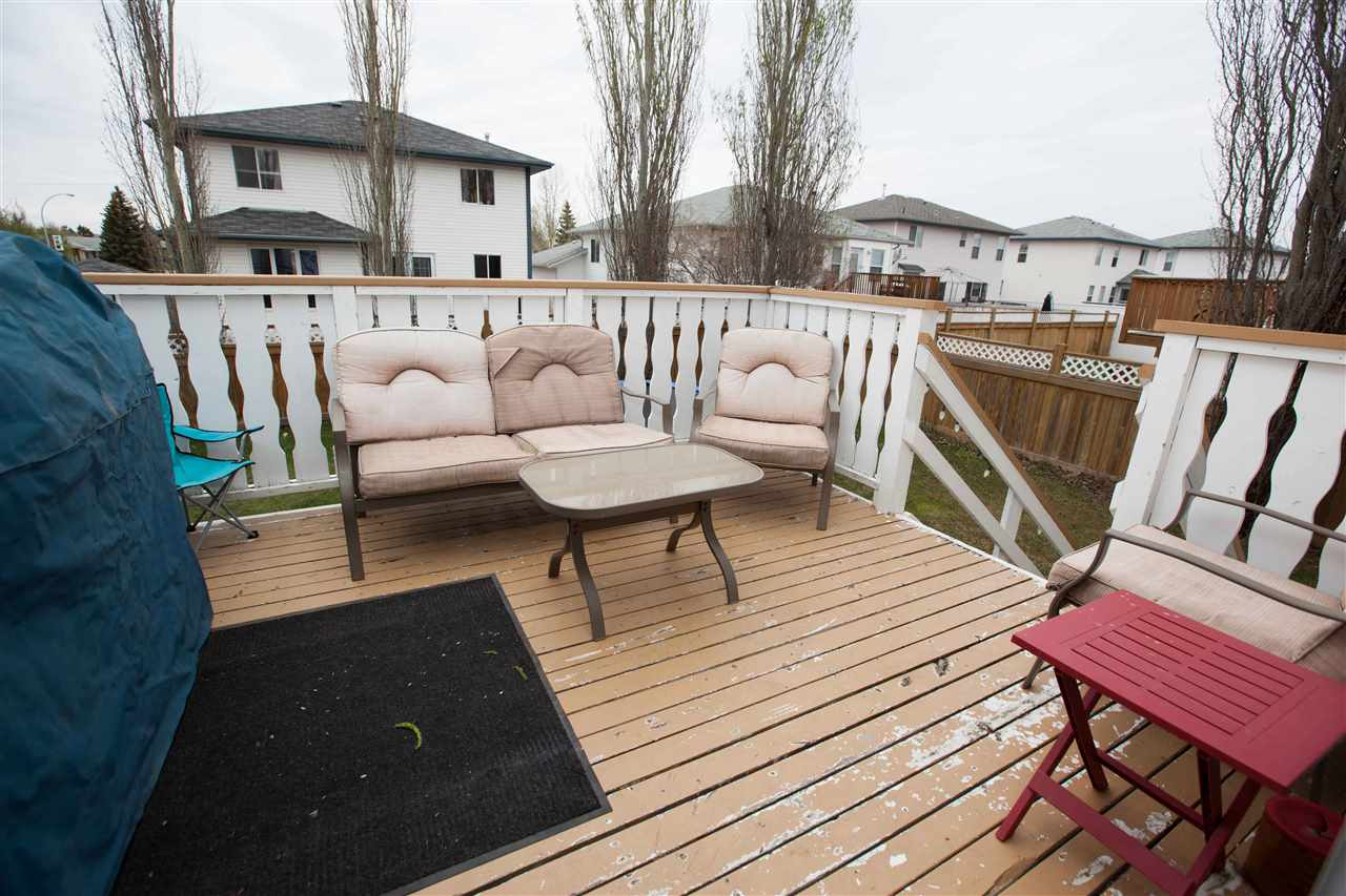Photo 27: 424 Grandin Drive: Morinville House for sale : MLS(r) # E4054737