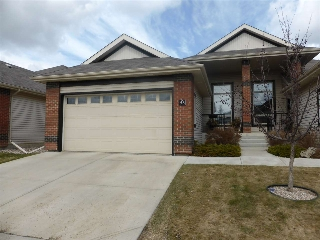 Main Photo: 58 841 156 Street in Edmonton: Zone 14 House Half Duplex for sale : MLS(r) # E4059834