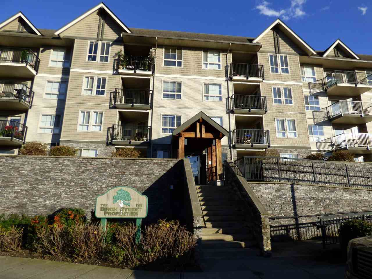 "Main Photo: 205 9000 BIRCH Street in Chilliwack: Chilliwack W Young-Well Condo for sale in ""BIRCH STREET PROPERTIES"" : MLS® # R2156858"