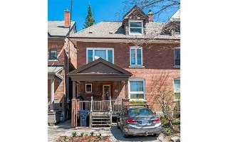 Main Photo: 121 Sorauren Avenue in Toronto: Roncesvalles House (3-Storey) for sale (Toronto W01)  : MLS(r) # W3776146