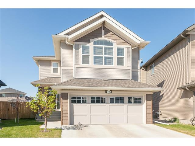Main Photo: 75 SKYVIEW SHORES Road NE in Calgary: Skyview Ranch House for sale : MLS® # C4112910