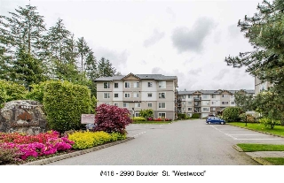 "Main Photo: 416 2990 BOULDER Street in Abbotsford: Abbotsford West Condo for sale in ""WESTWOOD"" : MLS(r) # R2167496"