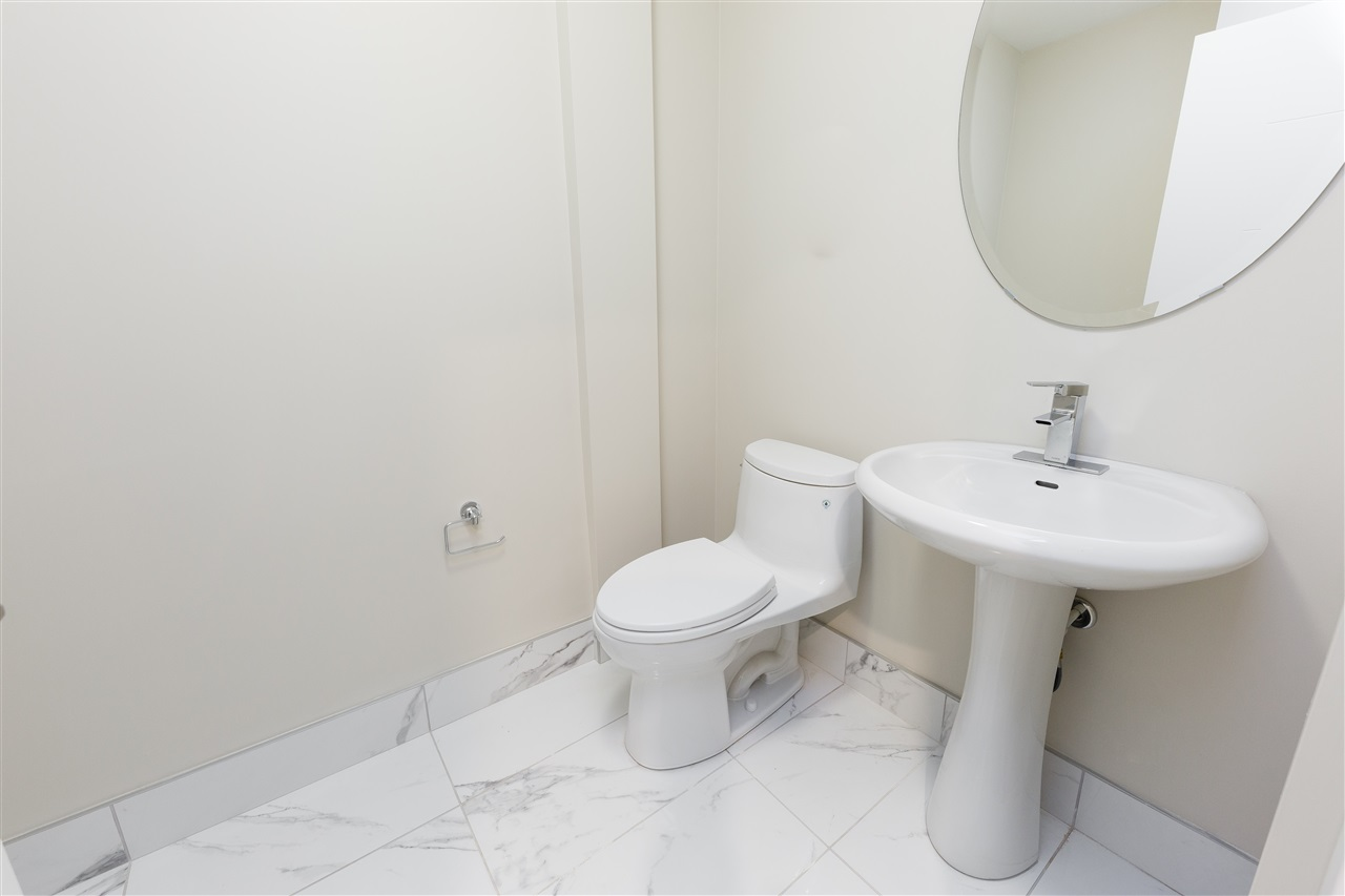 2 pc. guest bathroom
