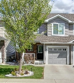 Main Photo: 4527 212A Street in Edmonton: Zone 58 House Half Duplex for sale : MLS(r) # E4065341