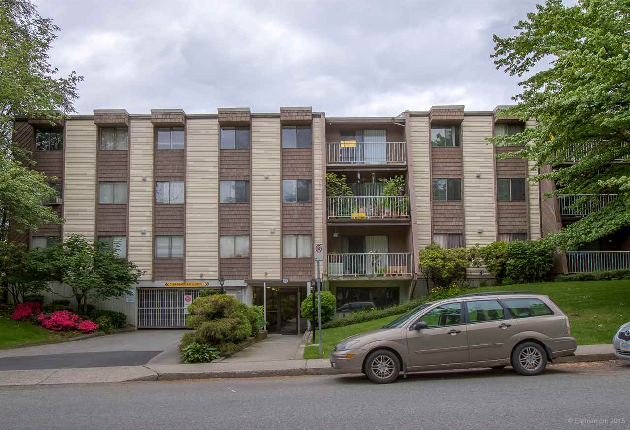"Main Photo: 220 3921 CARRIGAN Court in Burnaby: Government Road Condo for sale in ""LOUGHEED ESTATES"" (Burnaby North)  : MLS(r) # R2173990"